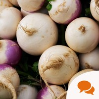 Turnip up: a veg that is tasty and easy to grow