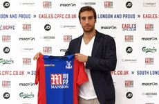 Mathieu Flamini snapped up by Crystal Palace on a free transfer