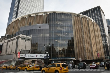 Madison Square Garden will host UFC 205.
