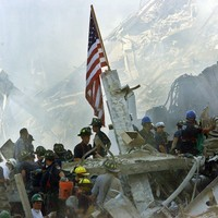 Fifteen years on, the flag raised over Ground Zero has found its way home
