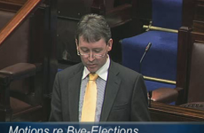 By-elections will happen 'in first quarter of 2011' - Curran