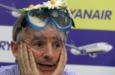 Ryanair passenger numbers drop 8 per cent in November