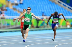 Sensational Jason Smyth storms to fifth Paralympic gold medal in Rio