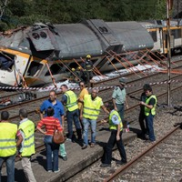 At least four dead and scores injured after train derails in Spain