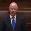 Stephen Donnelly hasn't ruled out taking a seat at the cabinet table