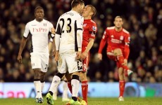 As it happened: Fulham v Liverpool