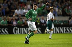 'I've still got the Irish shirt and tracksuit - I'll treasure the experience for the rest of my life'