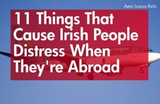 11 things that stress out Irish people when they're abroad