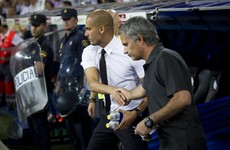 A brief history of Mourinho and Guardiola's barbs down the years