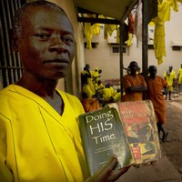Irish photographer documents life inside notorious Uganda prison