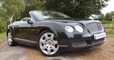 Dream car of the week: Bentley Continental GT Convertible
