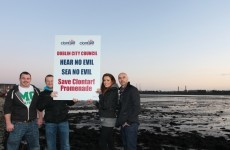Dublin councillors reject flood defence plan for Clontarf