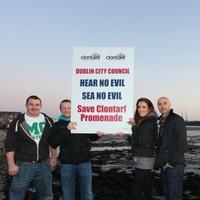 Dublin councillors reject flood defence plan for Clontarf