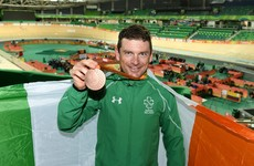 Brilliant day for Ireland in Rio capped as Eoghan Clifford claims bronze on the track
