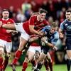 Rassie Erasmus' Munster taste home defeat to Cardiff in Cork
