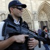Woman behind failed Paris attack engaged to man who killed priest