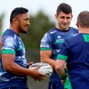 Connacht will trust their 2-4-2 after getting international injection