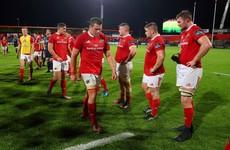 Munster concerned over injuries as Rassie rues poor exit kicks against Cardiff