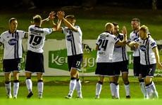 Dundalk book FAI Cup semi-final place despite wholesale changes