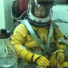 This guy actually tried to mansplain space to a female astronaut