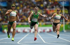 A star in the making! 18-year-old Orla Comerford sprints into Rio final