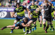 Leinster beaten as Seymour runs in 4 tries for Glasgow