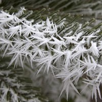 Icy conditions on roads in midlands and north-west