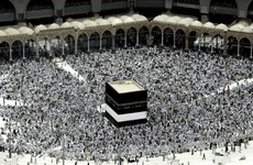 The annual hajj pilgrimage will climax for around 1.5 million Muslim pilgrims tonight