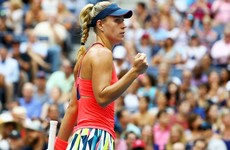 Kerber clinches US Open title as Serena's four-year stint as world number one ends
