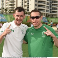 The golden boys: McKillop using Smyth room-mate rivalry to spur him on for Rio defence