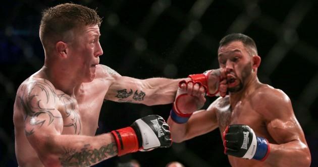 Winning return for Redmond but UFC hopeful Queally suffers setback at BAMMA 26