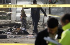 Over 50 killed in suicide bomb attack on Afghan shrine