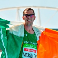 Gold star Michael McKillop blows field away to defend Paralympic title in sensational fashion