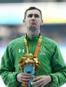 From rock bottom to top of the world in five weeks, emotional McKillop seizes his moment