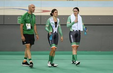 Irish track duo hit out at lack of velodrome at home after Paralympic heartache