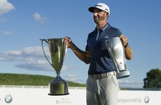 Dustin Johnson wins the BMW Championship - and nobody else really got close