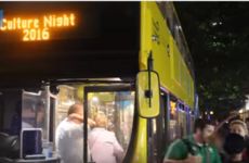 Free Culture Night buses around Dublin city won't run because of strike action