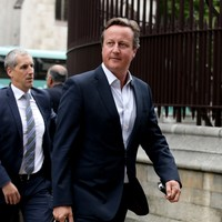 I'm off: David Cameron resigns as an MP with immediate effect
