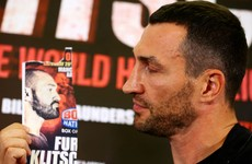 Fury stands up Klitschko at press conference after car breaks down