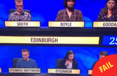 Everyone lost the head over a University Challenge student 'misidentifying' an island as Ireland