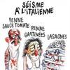 "Italian village to sue Charlie Hebdo over ""tactless"" earthquake cartoons"