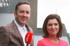 'We need more XX chromosomes around Newstalk, so obviously that's the only reason I'm here'