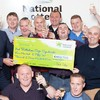 Group of soldiers pick up €450k Lotto prize