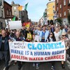 PICTURES: Thousands march on the streets of Dublin calling for the abolition of water charges