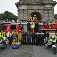 'We come together in the most distressing situations': Hundreds to take part in emergency services parade