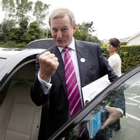 Enda Kenny says he doesn't want to be President of Ireland