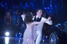 VIDEO: Ryan Lochte 'hurt' after protesters storm stage during Dancing with the Stars