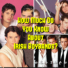 How Much Do You Know About Irish Boybands?
