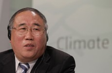 China offers terms for legally binding climate deal