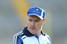 Malachy O'Rourke will remain as Monaghan senior football boss until 2019